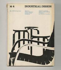 1967 Massimo Vignelli INDUSTRIAL DESIGN Alvar Aalto Paul RAND Westinghouse PONTI
