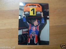 F107- MX500 WORLD CHAMPION JOEL SMETS KTM L&M 2001 PHOTO CROSS