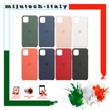 Cover In Silicone Originale Soft Per Apple iPhone 12 MINI 12 12 PRO MAX