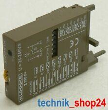 Kuhnke Multifunción Temporizador Z369.64 Nuevo