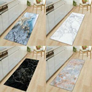 Marmor Muster Küchenmatte Boden Matte Bereich Teppich Teppiche Läufer Flur