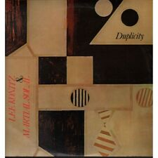 Lee Konitz & Martial Solal 2 Lp Vinile Duplicity Gatefold Nuovo HORO