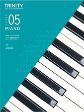 Trinity College London Piano Pieces & Exercises 2018-2020, Grade 5 Book/CD