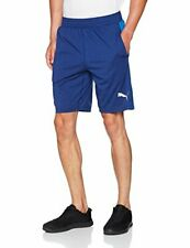 PUMA Men's Essential Dri-Release Short, Blue Depths-Lapis Blue, S
