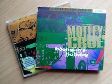 Motley Crue Hooligan's Holiday ltd Numbered 6 Track 2 CD Set
