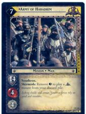 Lord Of The Rings CCG Card BohD 5.R126 Army Of Haradrim  Alt. Image