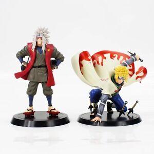 [Naruto] Namikaze Minato Jiraiya PVC Action Figure Toys