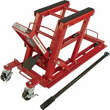 Strongway 1500 Lb Hydraulic Motorcycle Liftutility Vehicle Lift