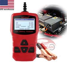 12V Auto Car Battery Load Tester Starter Charging Analyzer 100-1000CCA NB300