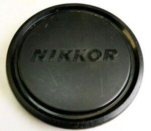 72mm Plastic Nikon Lens cap Slip on type for 300mm f4.5 Nikkor Ai 180mm f2.8 ED