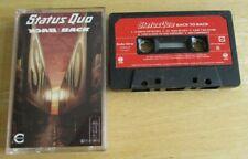Status Quo  cassette Back to Back, VERHC10, 814 662-4, 10 tracks