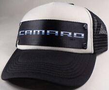 Hat Cap Front Nylon Strap Chevrolet Chevy Camaro CMJ