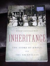 ROBERT SACKVILLE-WEST INHERITANCE Story of Knole & The Sackvilles NEW proof ARC