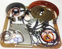 Borg Warner 40 & 51 3 Speed Automatic Transmission Deluxe Rebuild Kit