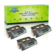 3PK CE390X 90X Toner For HP LaserJet M4555f Enterprise 600 M602dn M603dn M603n