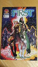 The First # 1 Crossgen Comics Kesel Sears Nov 2000 1st Printing - VF-