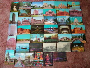 40 Unused Postcards of INDIA..