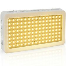 Roleadro 2nd Generation 600W LED Plant Grow Light Upgraded Full Spectrum Indoor