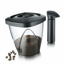 Vacuum Coffee Saver Cookies Nuts Storage Pot Canister Holder Kitchen Container