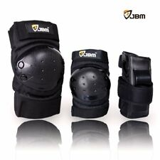 JBM international Adult / Child Knee Pads Elbow Pads Wrist Guards 3 In 1 Gear /