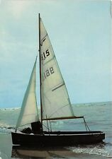 BG5027 blankenberge sailing vessel ship bateaux   belgium