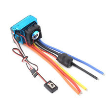 120A Sensored Brushless ESC Speed Controller for RC Car Crawler