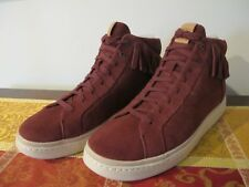 UGG Men's Cali Sneaker High Fringe Suede Sneaker Shoes Size US 12 NEW