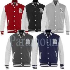 Popper Cotton Collared Coats & Jackets for Men