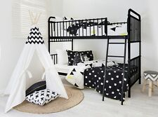 NEW Mocka Sonata Bunk Bed - Black