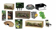 Vivexotic Repti Home Vivarium Medium Oak 862x375x421mm