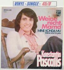 Deutsche 1970-79er Vinyl-Schallplatten mit 45 U/min-Geschwindigkeit auf