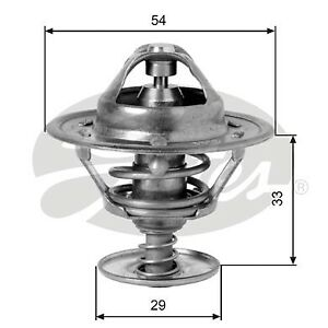 Gates Thermostat TH12988G1 fits Daimler XJ 40, 81 Double Six 6.0