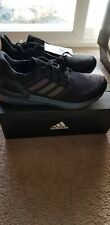 Adidas Men's UltraBOOST 20 FV8319 Black Sneakers Running Shoes Sz 10.5