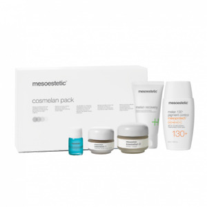 Mesoestetic Cosmelan Treatment Pack New  - FULL TREATMENT - 5 products set