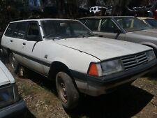 1982 Mitsubishi Sigma GJ wagon seat bolt wrecking complete car