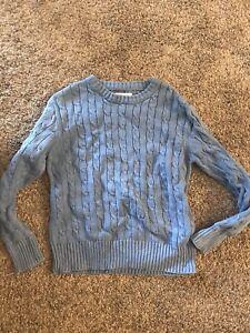 Boys Blue Sweater Size 8/10 By Cherokee #11