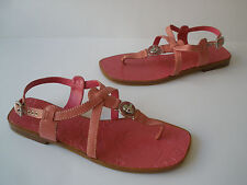 MARC by MARC JACOBS LEATHER SANDALS WOMEN US 10 EUR 40 SEXY RARE SUPER  HOT