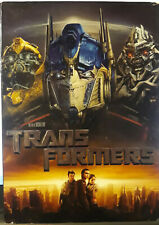 DVD  - TRANSFORMERS 2007 - Paramount Pictures