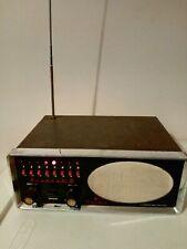 Vintage Electra Model Bc Iii Bearcat Receiver Scanner