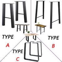 """16"""" / 28"""" Three Type /Model Vintage styles Coffee Table Legs DIY Furniture Metal"""