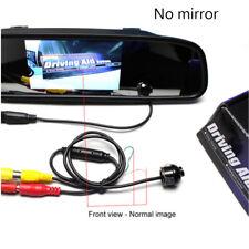 NEUF Rétroviseur CCD voiture devant Caméra de recul Kit Vue Arrière Parc Mini