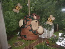 New listing Bees - Windchime It is their hive - Fun and frivo 00006000 lous