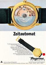 Dugena-Automatic-1967-Reklame-Werbung-genuine Advertising -nl-Versandhandel