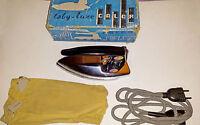 Fer à Repasser Vintage CALOR Baby Luxe N°12 / 120/220V (env 1960)