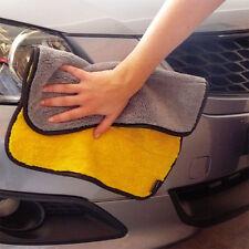Auto Heim Windows Soft Microfaser Reinigung Handtuch Car Wash Clean Tuch 45*38cm