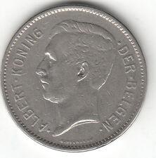 Belgio 1931 5 Franco