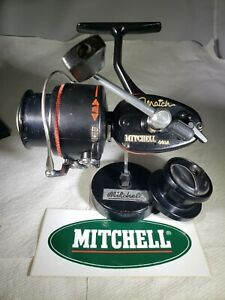 Mitchell  440A Reel Gold Match  Mint & Restored 1990!