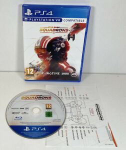 Star Wars Squadrons PS VR PSVR Game - Sony PlayStation 4 PS4 Complete Free P&P