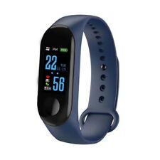Smart Band Watch Bracelet Wristband Fitness Tracker Blood Pressure HeartRate M3~