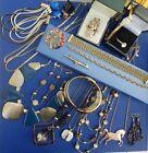 Job Lot Gold Tone Jewellery